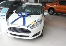 Cần bán Ford Fiesta 1.5L AT Sport sản xuất 2018, màu trắng