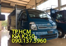 Bán Thaco Kia K250 năm sản xuất 2018, màu xanh lam, 420 triệu