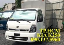 Bán Thaco Kia K250 sản xuất 2018, màu trắng