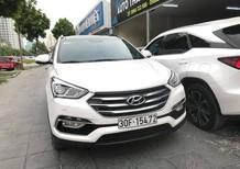 Bán Hyundai Santa Fe 2.2 4WD sản xuất năm 2016, màu trắng