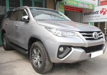 Bán xe Toyota Fortuner 2017, nhập khẩu