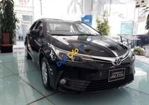 Bán Toyota Corolla altis 1.8 E CVT năm sản xuất 2018, màu đen, giá tốt