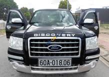 Ford Everest 2.5L-4x2-MT, cuối 2008, đen vip hiếm có, mới như xe hãng