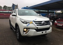 Bán Toyota Fortuner 2.8V sản xuất 2018, màu trắng, nhập khẩu