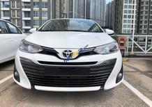 Bán Toyota Vios G CVT sản xuất năm 2018, màu trắng