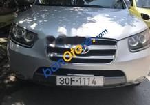 Bán Hyundai Santa Fe MLX sản xuất năm 2007, màu bạc, xe nhập, 455 triệu