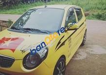 Cần bán lại xe Kia Morning năm sản xuất 2010, màu vàng