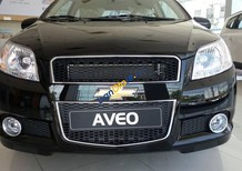 Bán ô tô Chevrolet Aveo sản xuất 2018, màu đen