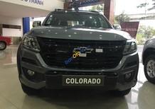 Cần bán xe Chevrolet Colorado High Country  4x4 AT sản xuất năm 2018, màu xám, xe nhập, giá 819tr