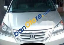 Cần bán xe Honda Odyssey năm 2008, màu bạc