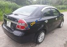 Bán xe cũ Daewoo Gentra năm sản xuất 2010, màu đen, giá chỉ 178 triệu