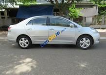 Cần bán Toyota Vios E sản xuất năm 2008, màu bạc, 283tr