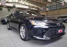 Bán Toyota Camry 2.5Q sản xuất 2015, màu đen, giá tốt