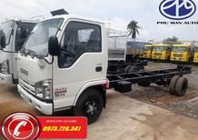 Bán xe tải nhẹ Isuzu 1t9, thùng dài 6m2