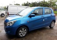 Cần bán Suzuki Celerio MT 2018, màu xanh lam, nhập khẩu nguyên chiếc