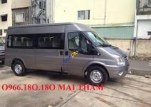Bán Ford Transit giá rẻ nhất Sài Gòn Miền Tây - 0966.180.180