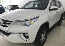 Bán Toyota Fortuner sản xuất năm 2018, màu trắng, nhập khẩu