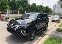 Cần bán Toyota Fortuner sản xuất 2018, màu đen, nhập khẩu