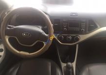 Bán xe Kia Morning Lx đời 2015, màu bạc