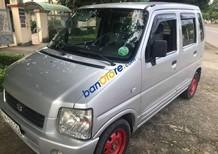 Cần bán xe Suzuki Wagon R sản xuất 2005, màu bạc, 110 triệu