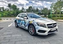 Bán xe Mercedes GLA45 2018, trả trước 700 triệu nhận xe với gói vay ưu đãi