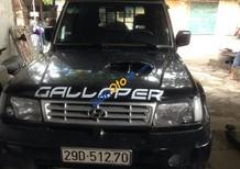 Bán Hyundai Galloper sản xuất 2000, màu đen