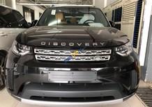 Chính hãng bán xe Land Rover Discovery HSE Full size 2018 - máy dầu - màu xanh, màu đen xe 7 chỗ, giao xe 0932222253