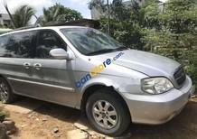 Cần bán lại xe Kia Carnival sản xuất năm 2006, máy êm, ít hao xăng