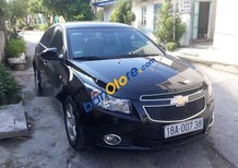 Bán Chevrolet Cruze năm 2012, màu đen chính chủ, giá tốt