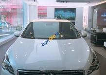 Peugeot Thanh Xuân – Hà Nội bán xe Pháp Peugeot 508 trắng - Đối thủ cạnh tranh trực tiếp với Camry 2.5Q, Mercedes C200