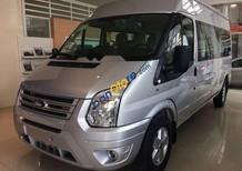 Cần bán xe Ford Transit sản xuất 2018, màu bạc, giá 820tr