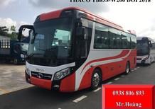 Bán xe Thaco 29 chỗ TB85S bầu hơi 2018. Thủ tục nhanh chóng, tư vấn tận tình