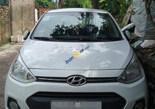 Cần bán xe Hyundai Grand i10 1.0 AT năm 2015, màu trắng, nhập khẩu nguyên chiếc, 370 triệu
