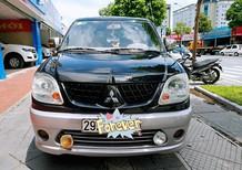 Cần bán gấp Mitsubishi Jolie 2.0MT 2006, màu đen