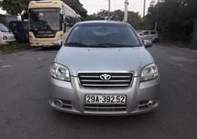 Cần bán xe Daewoo Gentra EX 2011, màu bạc, giá tốt
