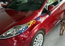 Bán ô tô Ford Fiesta 1.6AT sản xuất 2012, màu đỏ