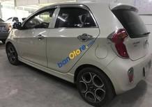 Cần bán Kia Morning năm sản xuất 2011, màu trắng, nhập khẩu nguyên chiếc