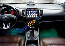 Bán Kia Sportage 2.0 TGDI 261hp AT sản xuất 2012, màu đen, nhập khẩu, 725 triệu