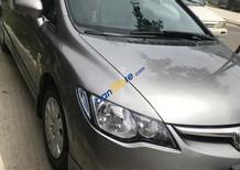 Cần bán xe Honda Civic sản xuất 2007, màu xám xe gia đình