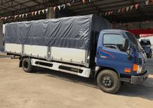 Xe tải Hyundai HD120 SL thùng bạt giá rẻ TPHCM