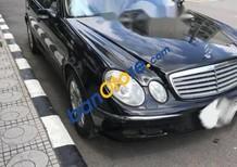 Bán xe Mercedes E200 đời 2005, màu đen