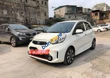 Cần bán xe Kia Morning Si 1.25AT đời 2018, màu trắng