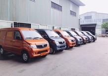 Bán Xe Van Kenbo 5 chỗ mới 100% đời 2018, xe tải Van 695kg