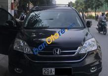 Cần bán gấp Honda CR V 2.0 AT năm sản xuất 2011, màu đen, giá 615tr