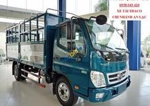 Cần bán xe Thaco OLLIN 350 năm sản xuất 2018, màu xanh lam