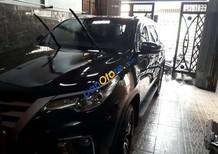 Cần bán gấp Toyota Fortuner năm 2017, máy êm ru