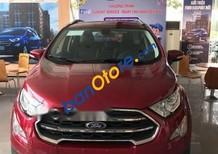 Bán xe Ford EcoSport đời 2018, màu đỏ, xe mới 100%