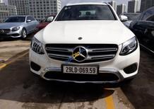 Bán Mercedes-Benz GLC200 2018 cũ chính hãng, màu trắng rẻ nhất