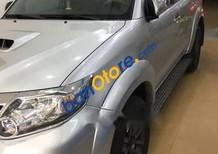 Cần bán Toyota Fortuner G năm sản xuất 2016, màu bạc