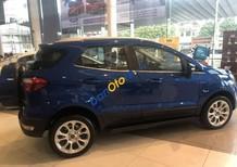 Cần bán xe Ford EcoSport đời 2018, màu xanh